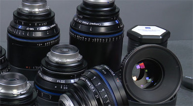 Intro image for article At the Bench: An Inside Look at Zeiss Cinema Lenses