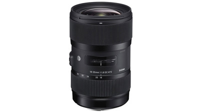 Sigma 18-35mm f/1.8 DC HSM Art Zoom - A-Mount