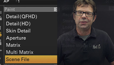 Intro image for article How to Load Scene Files into the Sony FX9