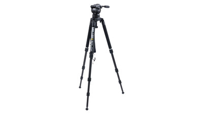 Miller CX18 Solo 100 3-Stage Carbon Fiber Tripod System - 100mm Ball