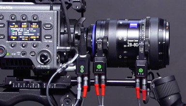 Intro image for article At the Bench: ARRI cforce mini RF