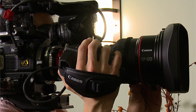 Intro image for article Our Canon Cine-Servo 17-120 Lens Training and Certification