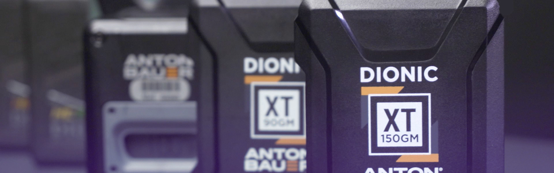 Header image for article At the Bench: Anton Bauer Dionic XT Batteries