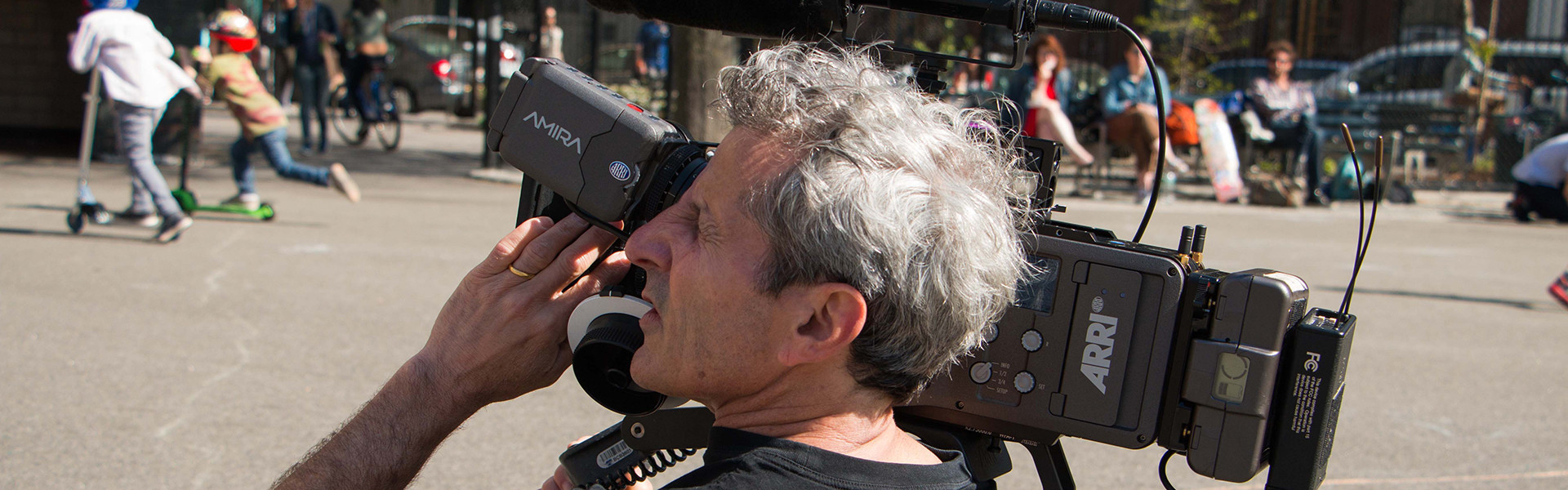 Header image for article Buddy Squires' First Impressions of the Arri AMIRA
