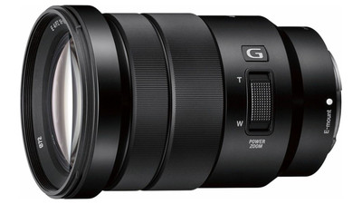 Sony SELP18105G 18-105mm E PZ f/4 E-Mount Zoom Lens