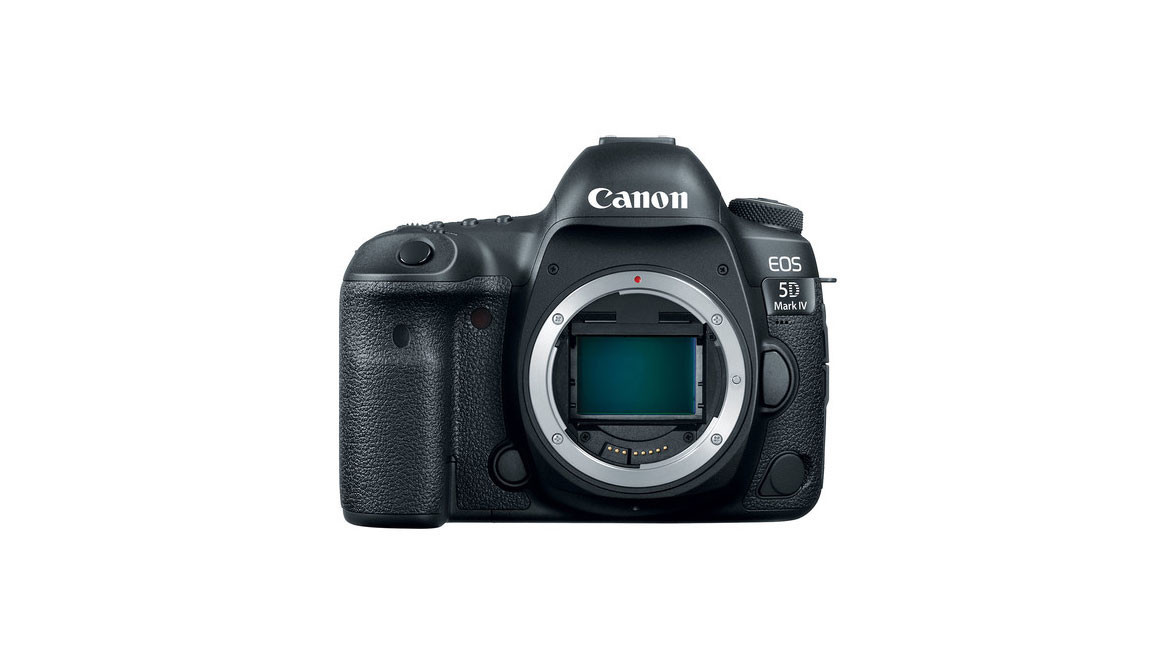 Canon EOS 5D Mark IV HDSLR Camera Body | DSLR / Mirrorless Cameras ...
