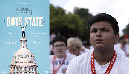 Creative Forces Online: Q&A with the Team from Boys State