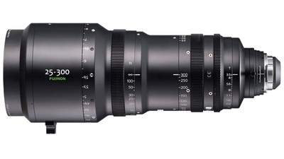 Fujinon 25-300mm Cabrio Cinema Zoom T3.5 - PL Mount