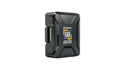Anton/Bauer Dionic XT90 99Wh 14.4V Battery - Gold Mount
