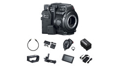 Canon Cinema EOS C200 Camera with Prime Lens Bundle - EF Mount