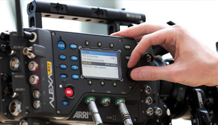 ARRI Certified User Training for Camera Systems: ALEXA SXT, ALEXA Mini, and AMIRA Cameras