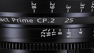 Intro image for article Changing Zeiss CP.2 Lenses from EF to PL Mount