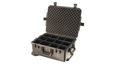Pelican iM2720 Storm Travel Case with Padded Dividers - Black