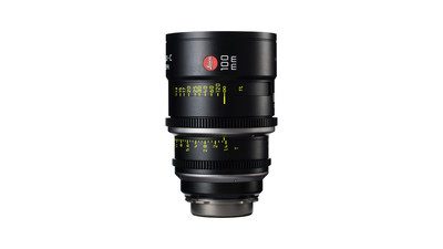 Leica 100mm Summilux-C T1.4 Prime - PL Mount