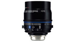 ZEISS CP.3 XD 100mm eXtended Data Compact Prime T2.1 CF - Imperial, PL Mount