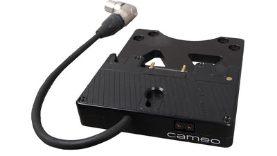 Cameo VESA Monitor Battery Mount - Anton Bauer Gold Mount
