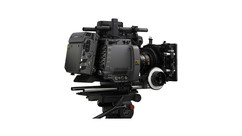 Sony F65 CineAlta Digital Cinema Camera with HDVF-C30W Color Viewfinder