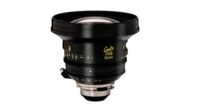 Cooke S4/i 12mm T2.0 Prime - PL Mount