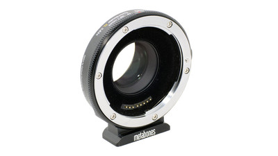 Metabones T Speed Booster XL 0.64x - Canon EF to Micro Four Thirds (MFT) Adapter