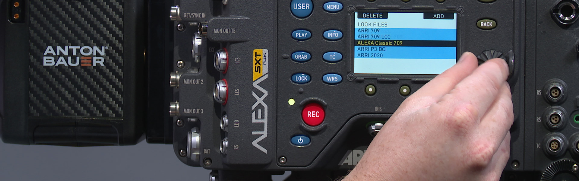 Header image for article At the Bench: ARRI ALEXA SXT