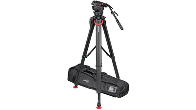 Sachtler System Cine 7+7 FT MS with flowtech 100 Tripod