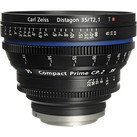 ZEISS CP.2 35mm 2.1 T* Compact Prime Lens (EF Mount, Feet)
