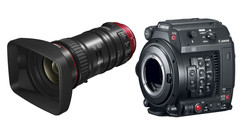Canon C200B Camera and 18-80 Bundle