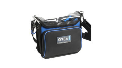 Orca Bags OR-270 Low Profile XS Sound Bag for Sound Devices MixPre-3M / 6M