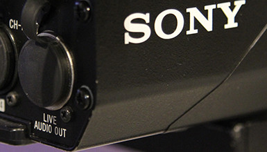 Intro image for article First Look at the Sony NEX-FS700