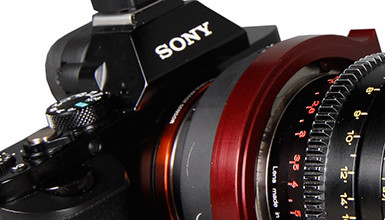 Intro image for article Lenses & Accessories for the Sony a7S