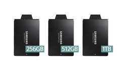 Convergent Design Samsung 850 PRO SSD for Odyssey 7/ 7Q/7Q+ available in 256GB, 512GB or 1TB