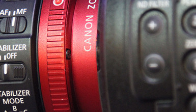 Intro image for article Canon Cinema EOS Lens Lineup