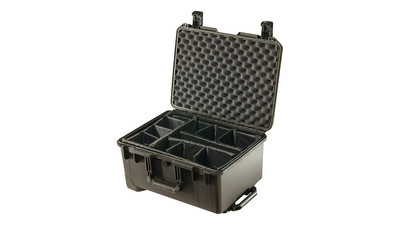Pelican iM2620 Storm Case with Padded Dividers - Black