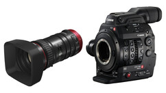 Canon C300 MK II Camera and 70-200 Bundle - EF Mount