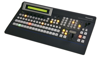 Panasonic AV-HS450 Multi-Format HD/SD Live Switcher with Multiviewer