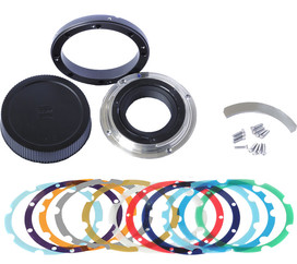 ZEISS IMS Interchangeable Mount Set for EF CP.3 without Meta Data: 18mm T2.9
