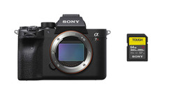 Sony Alpha a7R IV Mirrorless Digital Camera Body & SF-G Tough Series 64GB SDXC Memory Card