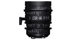 Sigma 18-35mm T2 Cine High-Speed Zoom - PL Mount