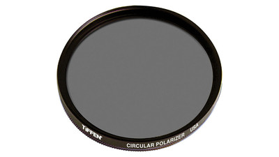 Tiffen Rotating Circular Polarizer Filter - 40.5mm