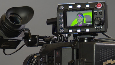 Intro image for article At the Bench: Panasonic VariCam Exposure Tools
