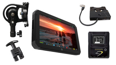 "AbelCine 19"" ATOMOS Sumo HDR On-Set Production Monitor Kit"