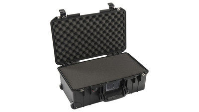 Pelican 1535 Air Case Wheeled Carry-On - Black