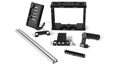 Wooden Camera BMC Kit Pro for Blackmagic Cameras