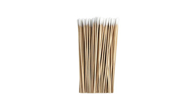 "Cotton Tipped Applicators with Wooden Shaft - 6"", Non-sterile (100-Pack)"