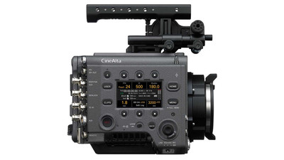 Sony VENICE Full Frame 6K CineAlta Digital Motion Picture Camera