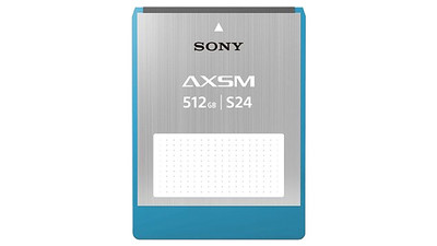 Sony AXSM (A Series) 2.4 Gbps Memory Card - 512GB