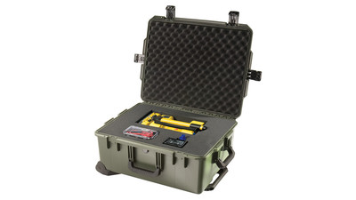 Pelican iM2720 Storm Case with Cubed Foam - Black