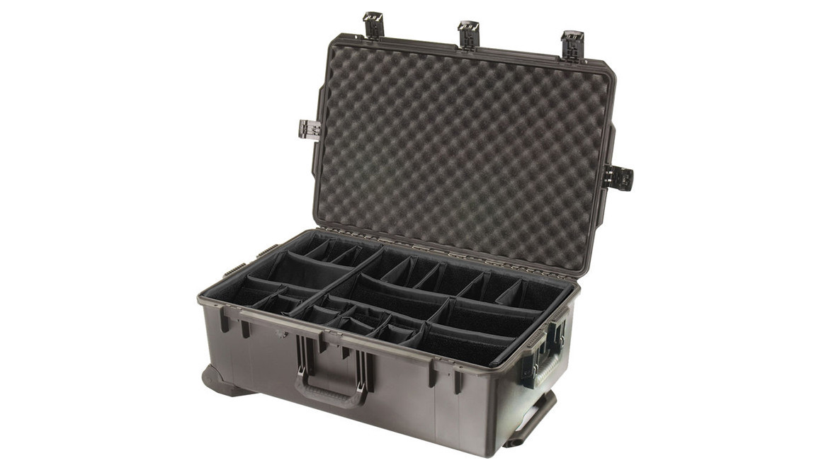 e0a61159ebe9 Pelican iM2950 Storm Large Travel Case with Padded Dividers - Black