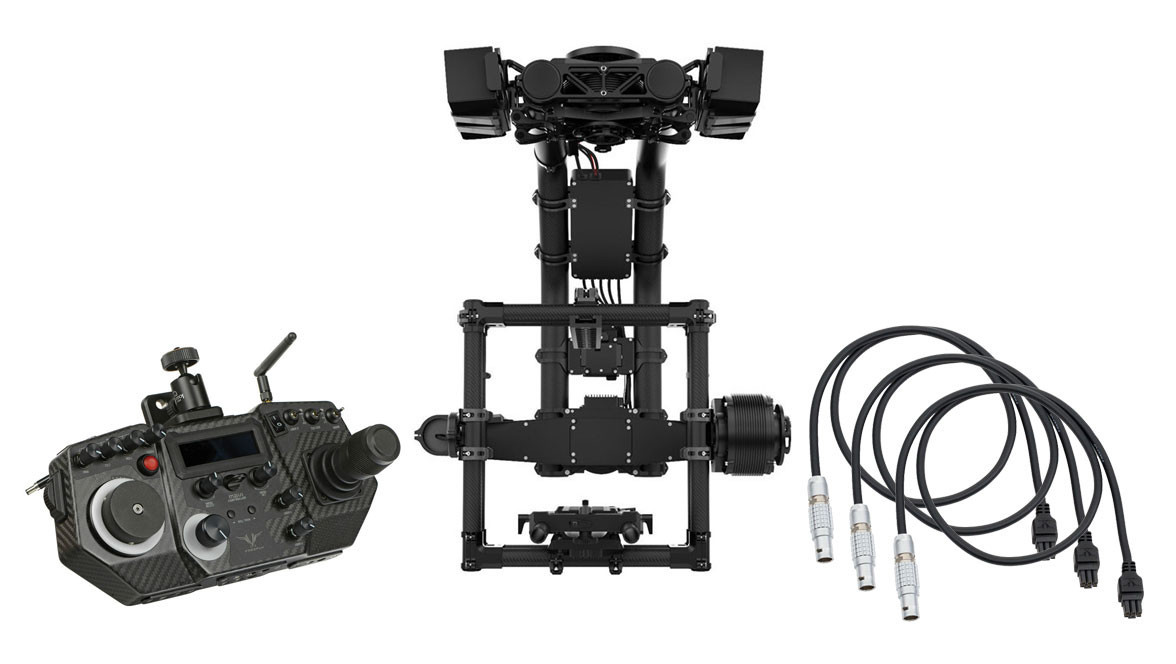 Freefly Systems MoVI XL with Controller & Motor Cables