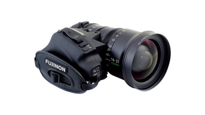 Fujinon 14-35mm Cabrio Compact Cinema Zoom T2.9 - PL Mount